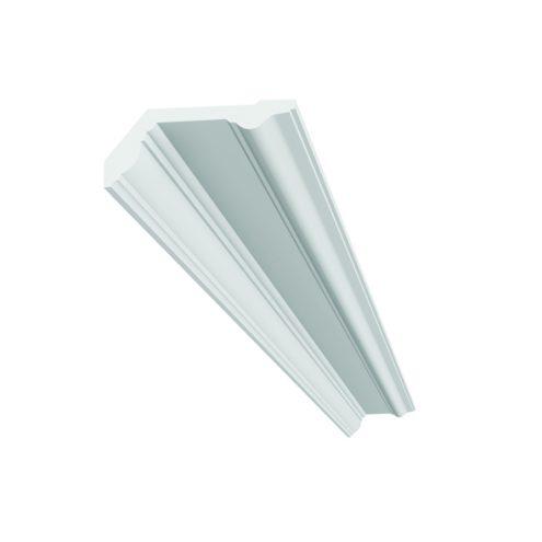 d604 corniche de plafond classique en staff a coller sur le plafond