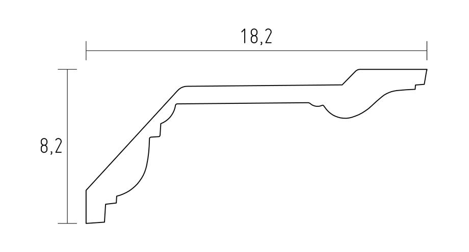 D605-corniche-classique-staffdecor
