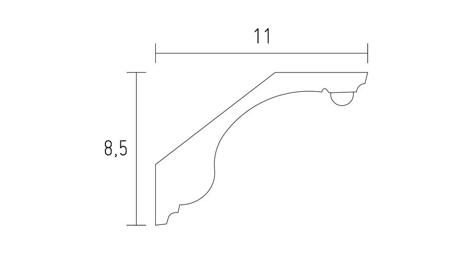 D610-corniche-classique-staffdecor