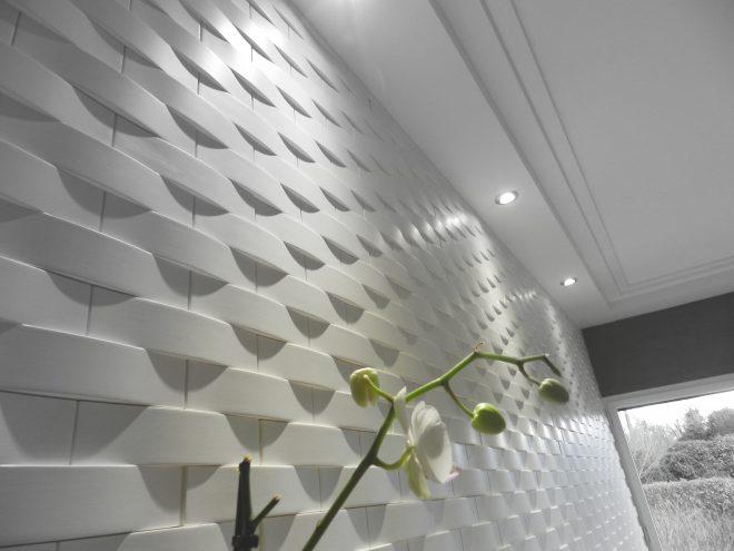 equerre lisse exterieure fixation au plafond