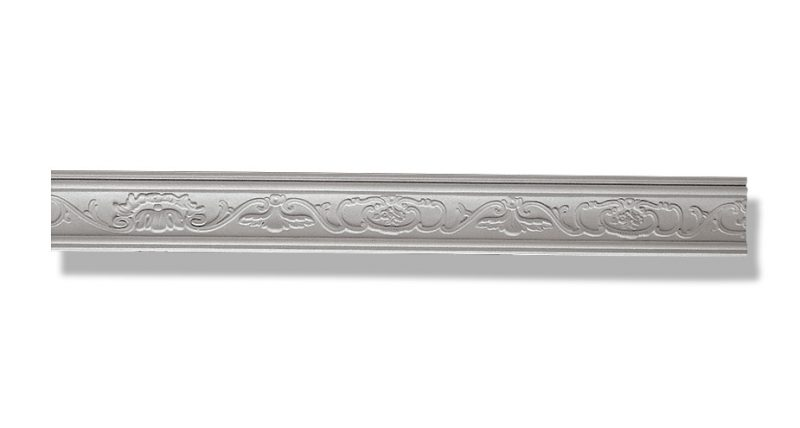 corniche ornementée en staff-d550-corniche plafond-corniche plâtre