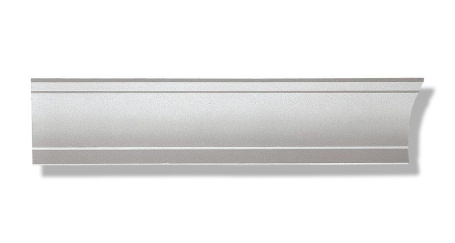 corniche contemporaine en staff D578-staffdécor-corniche au plafond- corniche plâtre