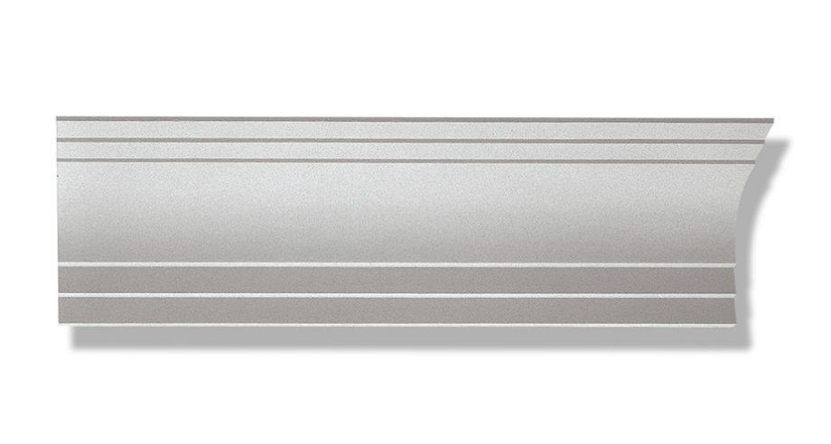corniche contemporaine D580 de chez Staff Decor en platre a coller sur vos plafonds