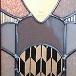 Les réalisations d'Alexis Ferron sont singulières, empruntent d'une géométrie forte et affirmée.