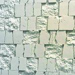 Jeu de matières pour le panneau 3D Mosaïc