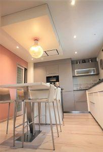 Rénovation de cuisine sur Rennes