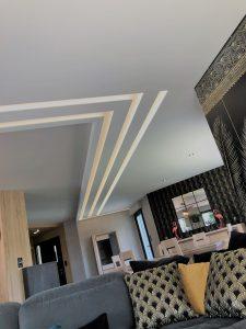 eclairage indirect pour plafond