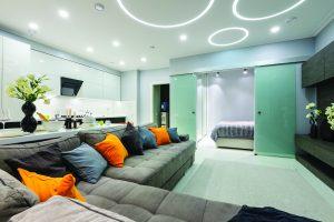 bandeaux lumineux de différentes dimensions adaptables pour vos plafonds
