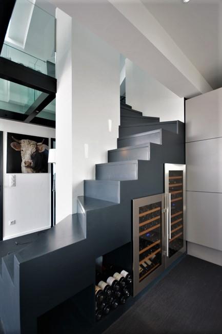 Renovation design , contemporaine platre société l'Art du platre