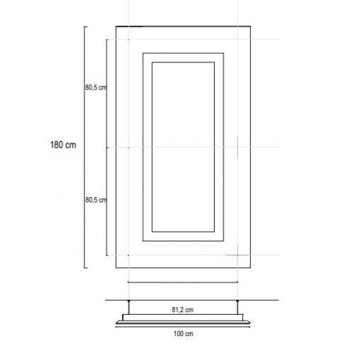 PL319 schema plafonnier plafond