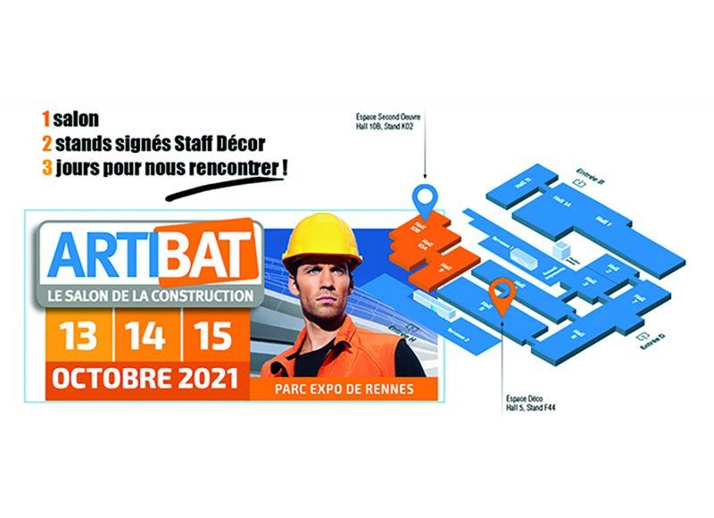 Salon de la construction octobre 2021